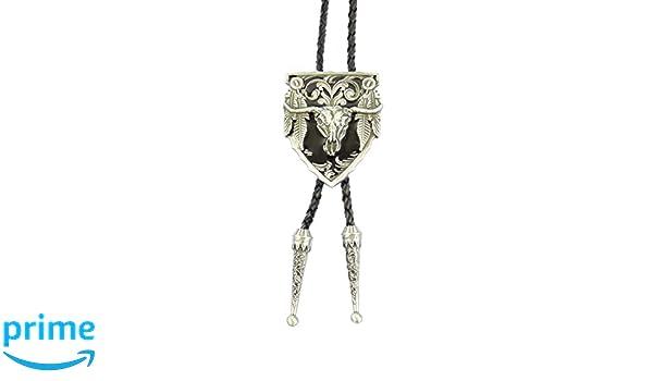 AW-Collection Bolo Tie Western corbata Punta de flecha con ...