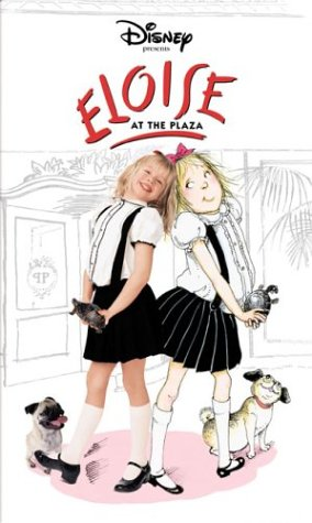 - Eloise at the Plaza [VHS]