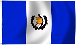 product image for Guatemala Flag (With Seal) 3X5 Foot Nylon