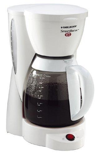 Black & Decker DCM2000W SmartBrew Coffeemaker