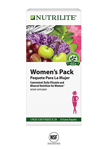 Amway Nutrilite Women s Daily Supplement 30 Packs