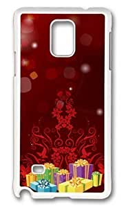 Adorable Christmas Gifts Season Hard Case Protective Shell Cell Phone Samsung Galaxy S6 - PC White
