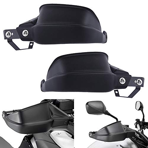 FATExpress Motorcycle Plastic Black Hand Guard Handlebar for sale  Delivered anywhere in Canada