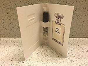 CHANEL N°5 L'EAU EAU DE TOILETTES SPRAY 2ml/0.06oz trial vial (read description)