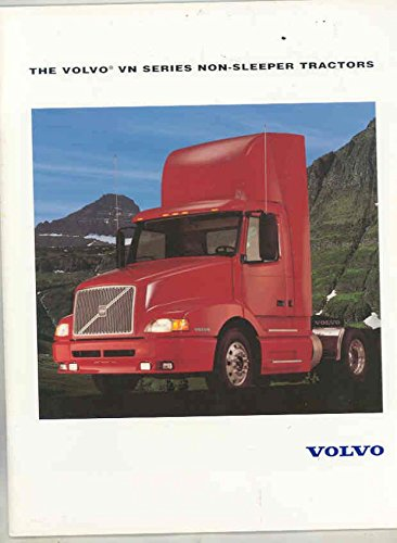 Non Sleeper - 1996 Volvo VN Non Sleeper Conventional Tractor Truck Truck Brochure