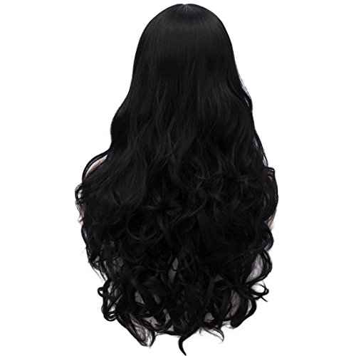Aosler-32-Long-Curly-Wigs-Women-Cosplay-Party-Costume-Halloween-Hair-Wig