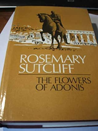 book cover of The Flowers of Adonis