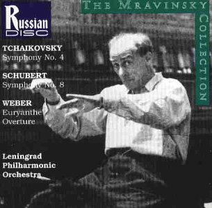 Tchaikovsky: Symphony No. 4 in F Minor, Op. 36 / Schubert: Symphony No. 8 in B minor, D.759