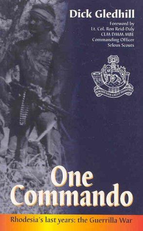 One Commando: Rhodesian Light Infantry