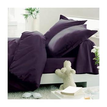 Amazon.com: Mellanni Bed Sheet Set - Brushed Microfiber 1800 ...