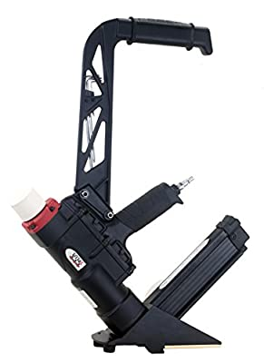 3 PLUS HFSNSP 2-in-1 Pneumatic Flooring Nailer/Stapler