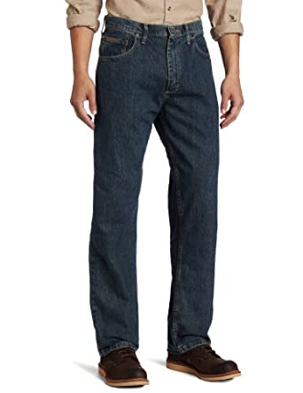 Wrangler Men&39s Genuine Loose Fit Jean at Amazon Men&39s Clothing store: