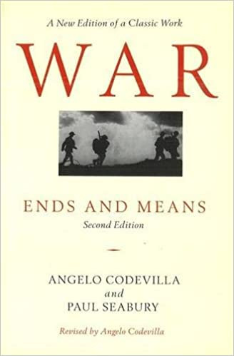 War ends and means second edition angelo codevilla paul seabury war ends and means second edition angelo codevilla paul seabury 9781574886108 amazon books fandeluxe Choice Image