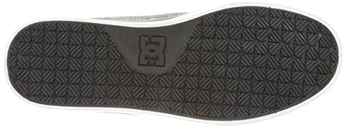 DC Men's Anvil Tx Se Skateboarding Shoe, Charcoal Grey, 13 D US