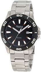 Caravelle by Bulova Men's 45B118 Sporty Bracelet Watch