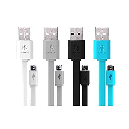 2A 120cm 5V Charge Cable Nillkin Universal Flat Micro USB Cable