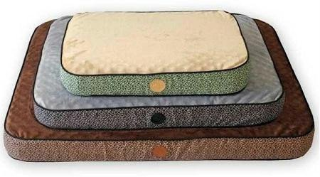 - K&H Pet Products Orthopedic Bed Superior Mocha 20x30