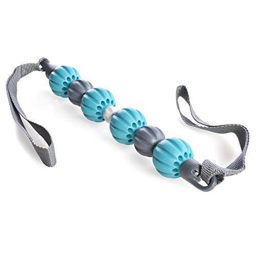 Ivation Adjustable Massage Roller Sticks