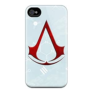 Apple Iphone 5/5s High Quality Hard Phone Covers Allow Personal Design Nice Assassins Creed Pictures [HsF6776HtrO]