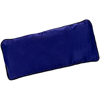 Amazon Com Yoga Eye Pillow Lavender And Flax Seed