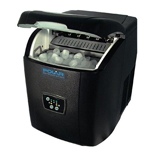 Máquina de hielo de sobre mesa