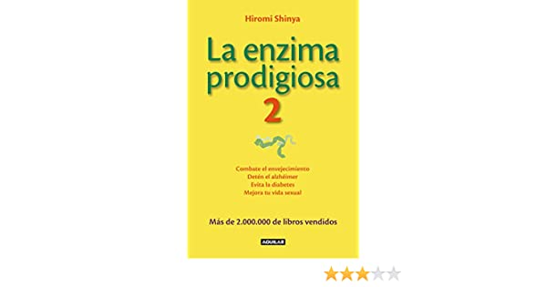 Amazon.com: La enzima prodigiosa 2 (La enzima prodigiosa 2 ...