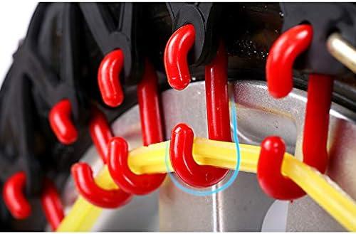 携帯用緊急牽引車のスノータイヤの滑り止めの鎖 スノーチェーン - 車のスノーチェーンの太いタイヤスノーチェーン車のオフロード車Suvタイヤスノーチェーンの取り付けが簡単 TPUバンおよび軽トラック用ユニバーサルフィットタイヤ繰り返し使用 (Size : 1955R14)