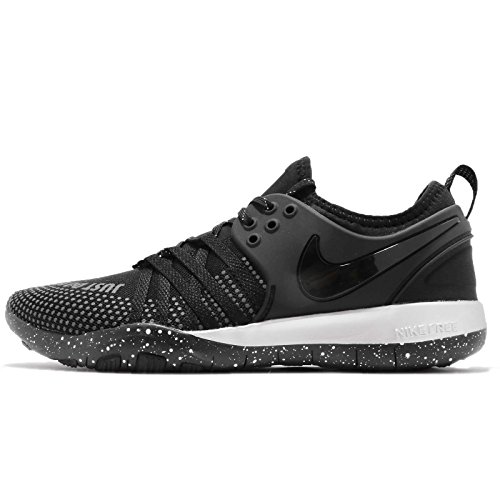 Lace Tr Black Low Womens Nike Top Sneaker chrome Free Selfie Running Up 7 Black 0UHqC