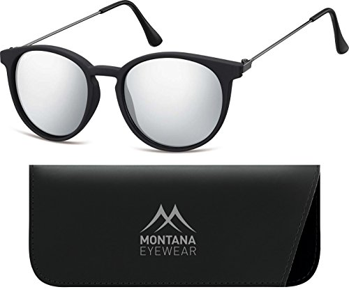 Lunettes Montana Mirror Soleil Multicolore Silver Mixte Black de Revo BHHxrwd