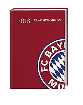 Calendario Bayern.Bayern Munich 17 Calendario De De Libro 2018 Escolar
