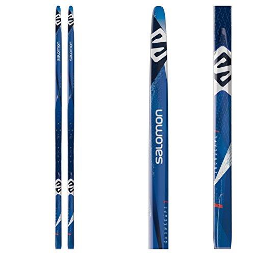 Salomon Snowscape 7 XC Skis w/Prolink Access CL Bindings Mens Sz L -