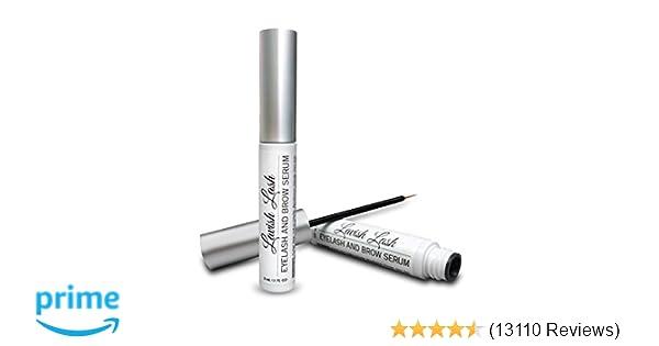 c426292e11d Amazon.com: Pronexa Hairgenics Lavish Lash – Eyelash Growth Enhancer & Brow  Serum with Biotin & Natural Growth Peptides for Long, Thick Looking Lashes  and ...