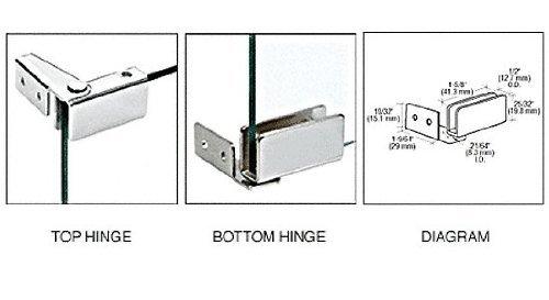 Recess Door Hinges - 5