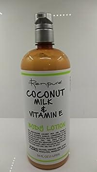 Renpure Coconut Milk Vitamin E Body Lotion 34 fl oz