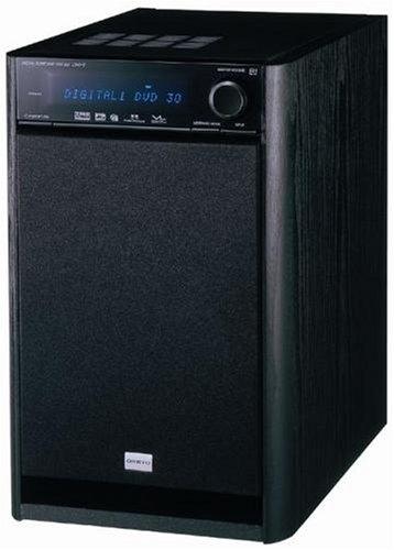 ONKYO AV GATE サブウーファーシステム 5.1chアンプ内蔵 ブラック DHT-9(B) B000NHG9C8