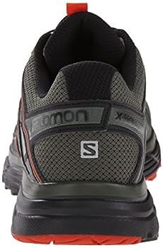 Salomon Men's X-mission 3 Athletic Shoe, Night Forest, 10 M Us 1