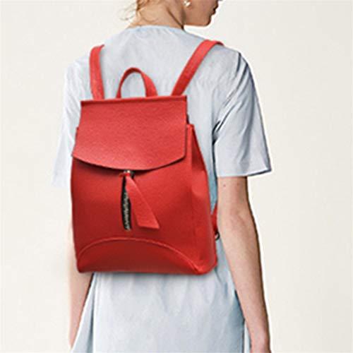 Dos Mini Blue Zipper D'école Sac Cuir En Mode Lichee Bagpack PU Sacs Femmes Feminina Gensotrn Motif vRIPwqWZ