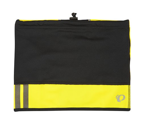 - Pearl iZUMi Thermal Neck Gaiter, Screaming Yellow, One Size