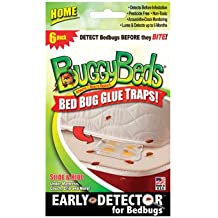 Buggybeds Glue Trap Up To 6 Month 6 / Pack