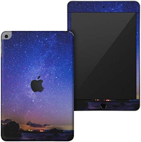 igsticker iPad mini 4 (2015) 5 (2019) 専用 全面スキンシール apple アップル アイパッド 第4世代 第5世代 A1538 A1550 A2124 A2126 A2133 シール フル ステッカー 保護シール 016174 星空 風景