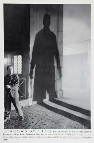 Fog Movie Poster (Shadows and Fog POSTER Movie (27 x 40 Inches - 69cm x 102cm) (1992) (Style B))