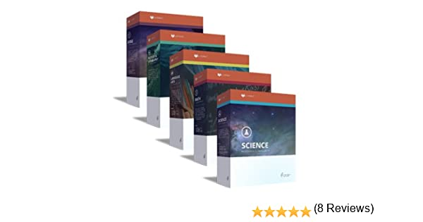 Amazon.com : LIFEPAC 8th Grade 5-Subject Complete Boxed Set ...