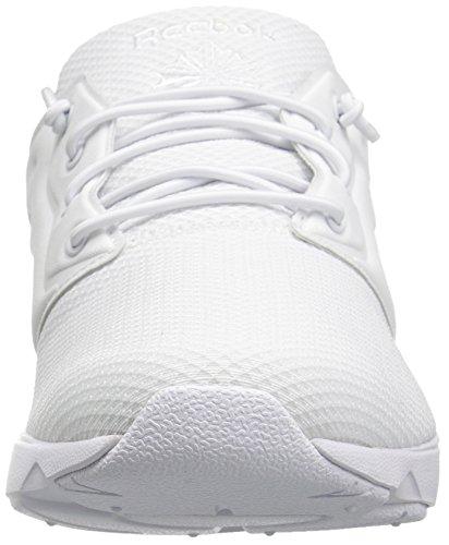 Reebok Mens Furylite Ii Is Fashion Sneaker White
