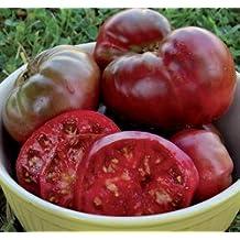 Black Krim Tomato Seeds ► ORGANIC HEIRLOOM NON-GMO ◄ Rare Russian Black Krim (PowerGrow Systems Pack of 30+ Seeds)