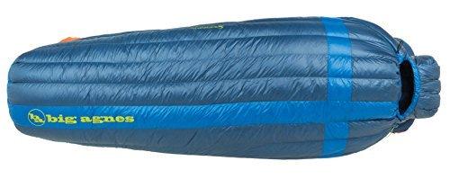 激安商品 Big Agnes DownTek - Bag Blackburn UL 0 Sleeping Bag Length, with DownTek Fill, Blue, Long Length, Right Zipper [並行輸入品] B07R3Z563K, 田万川町:7a5df058 --- arianechie.dominiotemporario.com