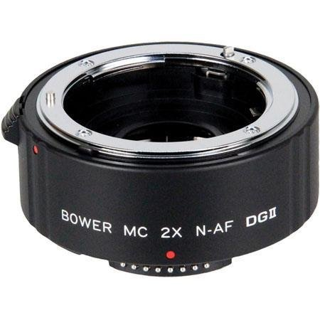 Bower sx4dgc 2 x Teleconverter for Canon t5 ( 4要素)   B01E07RD58