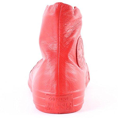 Converse Chuck Taylor All Star Zapatillas para hombre de alta Rojo rojo Talla:7.5 US - 38 EU Rojo - rojo