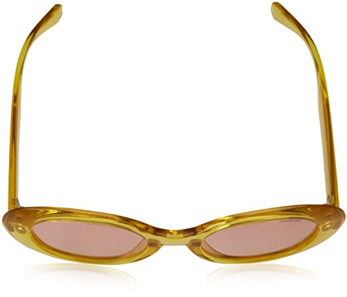 PLD Polaroid PINK de YELLOW 6052 Sol Gafas mujer S 0Hdtwxp0qn
