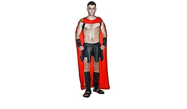 SEA HARE Disfraz de Guerrero Espartano para Hombre: Amazon.es ...