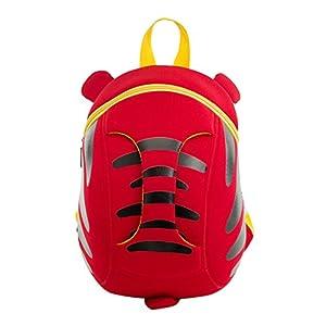 Nohoo Kids tiger Backpack 3D Cute Zoo Cartoon School Boys Girls Bags